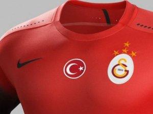Galatasaray'ın 3. forması da belli oldu