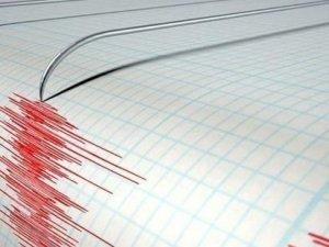 Eskişehir'de 4 büyüklüğünde deprem