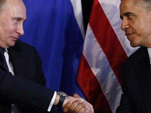 Barack Obama ve Vladimir Putin New York'ta Suriye'yi görüşebilir