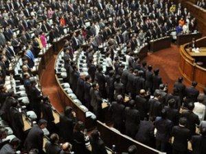 Japon parlamentosundan denizaşırı savaşlara onay