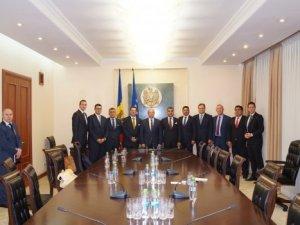 'Moldova ile ticaret 1 milyar dolara çıkabilir'