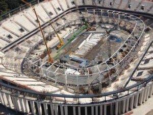 Vodafone Arena gelecek sezona sarkıyor