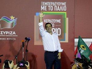 Yunanistan'ın yine galibi Çipras oldu