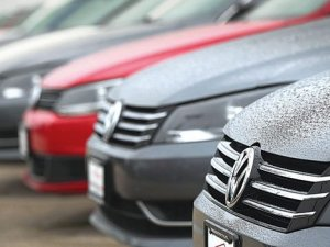 Volkswagen'e ne oldu?