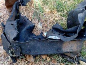 Mardin'de patlayıcı yüklü araç imha edildi