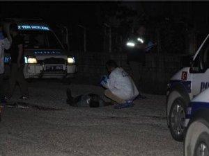 Antalya'da cinayet: 1 Ölü!