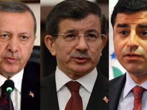 Erdoğan, Davutoğlu, Koç ve Demirtaş'tan Mekke'deki faciaya tepkiler