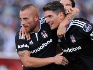 Beşiktaş'ın silahı Mario Gomez