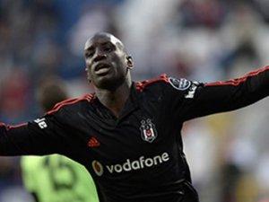 Demba Ba'dan Beşiktaş'a mesaj