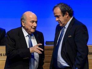 İsviçre yargısı Platini ve Blatter'i sorguladı