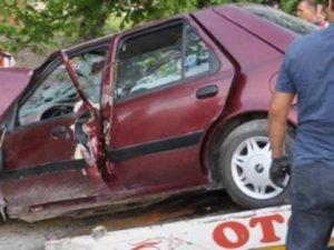 Denizli'de feci kaza: 3'ü çocuk 5 ölü