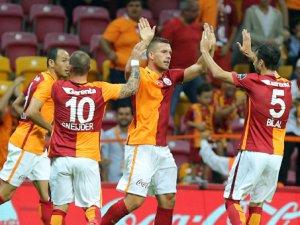 Galatasaray Umut'la güldü
