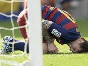Barça'da Messi depremi
