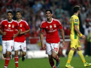 Benfica moral depoladı