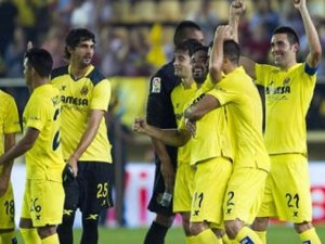 La Liga'nın yeni lideri: Villareal