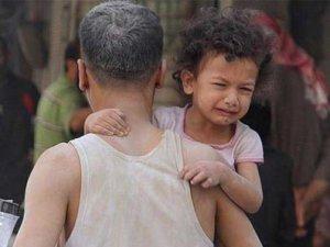 Çocuk parkına füze: 20 ölü