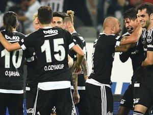 Sezonun ilk derbisi Beşiktaş'ın