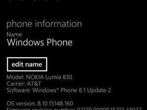 Lumia 830'a Lumia Denim güncelleştirmesi geldi