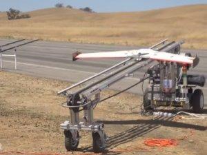 Dünyanın en büyük Drone'u gözüktü