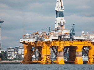 Shell, Alaska'da petrol aramayı durdurdu