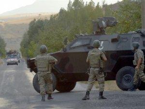 Şırnak'ın İdil ilçesinde komutanlığa saldırı!