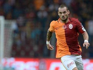Sneijder tarih yazacak