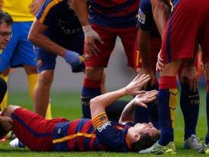 Messi'den taraftara teşekkür mesajı