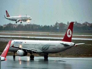 İstanbul ulaşımına hava muhalefeti