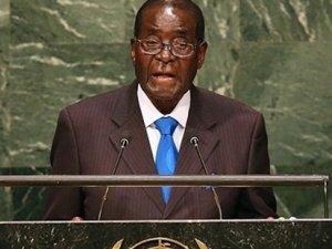 Zimbabve Devlet Başkanı: Biz eşcinsel değiliz