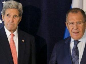 ABD ve Rusya Suriye için iki konuda hemfikir