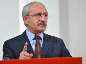 CHP'nin seçim beyannamesi belli oldu