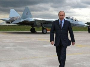 Rusya, Suriye'de IŞİD'i vurdu