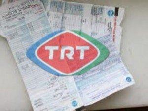 Elektrik faturasında TRT'nin payı azalıyor