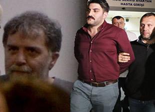 Hürriyet Gazetesi yazarı Ahmet Hakan'a evinin önünde saldırı