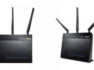 Asus AC68 Router'ını güncelledi