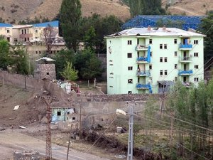 Tunceli'de jandarma karakoluna saldırı