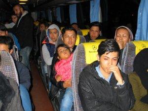 Polis 170 göçmeni kurtardı