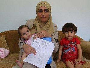 Suriyeli Mediha bebek Türkiye'de şifa buldu