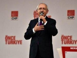 Kemal Kılıçdaroğlu 1 Kasım startını verdi