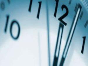 Saatlerin geri alınması kararı Resmi Gazetei2de