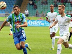 Çaykur Rizespor 2-3 Bursaspor