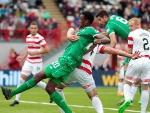 Celtic geriden gelip kazandı