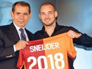 Sneijder: Son imzam olmayacak