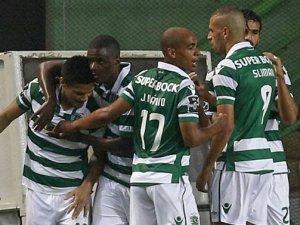 Lizbon'dan beş gollü şov!
