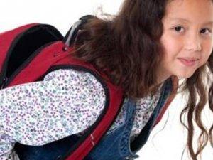 Okul çantalarındaki tehlike