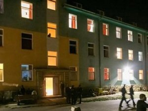 Almanya'da sığınmacı yurdunda yangın: 1 ölü