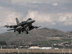 Füzeler ve MIG'ler F-16′lara kilitlendi