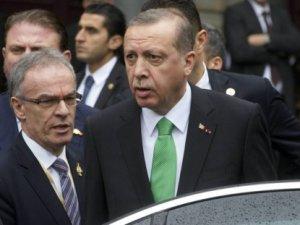 Erdoğan'ın korumaları Belçika'da kavga etti