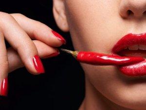 Acı biber yiyenler daha uzun yaşıyor