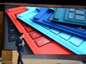 Microsoft Surface Pro 4'ün aksesuarları da tanıtıldı